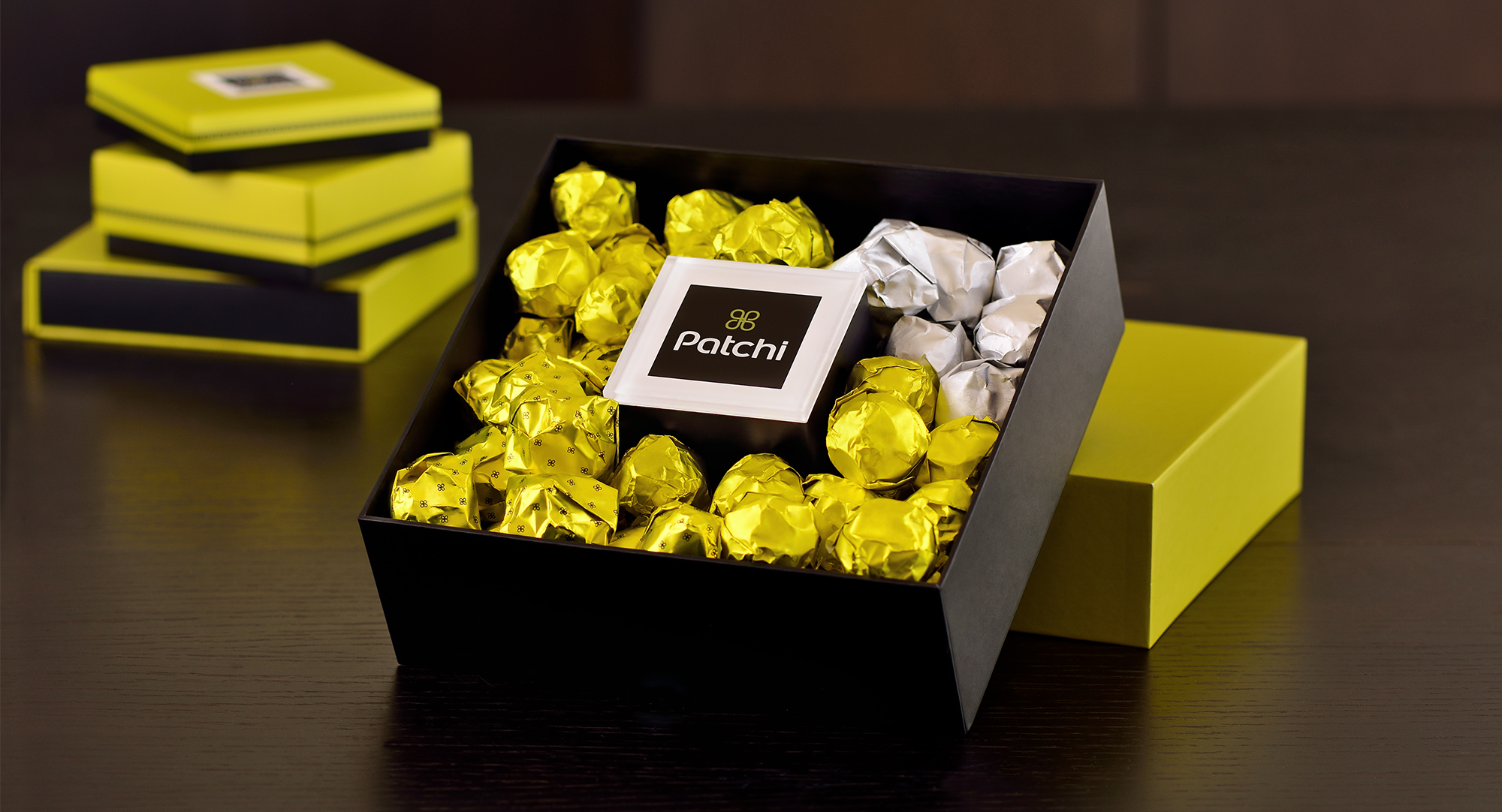 Top  Box Chocolate Brands